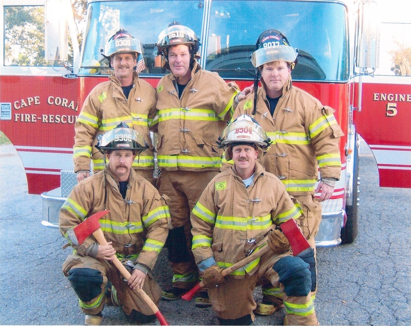Firefighter Brothers...
