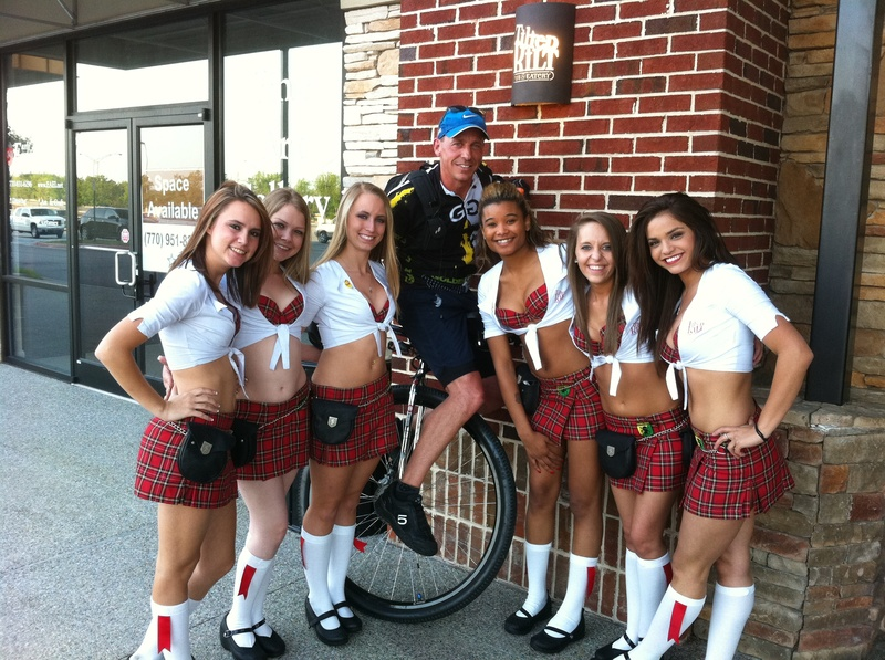 Tilted Kilt, by the Mall of Georgia